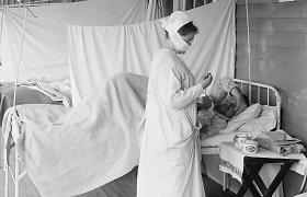 Kaip prieš 100 metų atrodė gripo pandemija Lietuvoje: pasakoja istorikas G.Kulikauskas