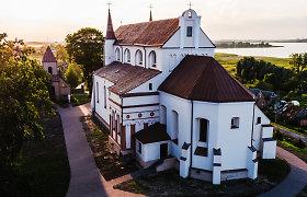 Simno bažnyčia: Užnemunėje – seniausia, bet tarp turistų – populiariausia