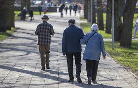 """""""Eurovaistinės"""" tyrimas: senjorams Lietuvoje padeda kas antras"""