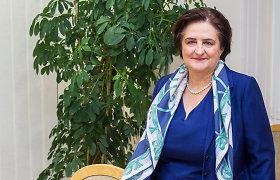 Loreta Graužinienė mėgins grįžti į Seimą