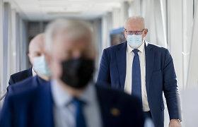 Seimo valdyba nepritarė J.Pinskaus kelionei į užsienį