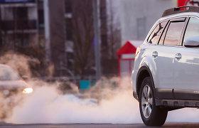 Taršių automobilių mokesčio šiemet surinkta apie 10 mln. eurų