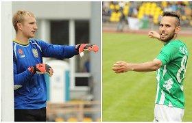 Pastarasis Šiauliuose vykęs LFF taurės finalas – su šeštadienį laukiamais veidais