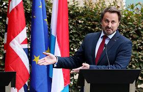 Liuksemburgo premjerui užsikrėtus koronavirusu, G.Nausėda neketina izoliuotis