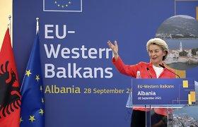 ES keičia požiūrį į Balkanų šalis: tai prastas signalas Lietuvos diplomatijai
