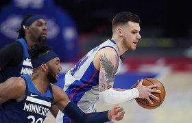 NBA Vasaros lygoje – pro šalį šaudęs D.Sirvydis ir atsidaręs A.Velička