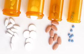 Ar daug vaistų suvartojome per 2018 metus?
