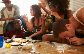 Nuotekų tyrimas atskleidė narkotikų vartojimo įpročius: fiksuojami šuoliai savaitgaliais