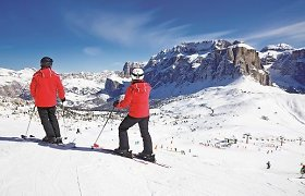 """""""Novaturas"""" atnaujins keliones į slidinėjimo kurortus Italijoje ir Prancūzijoje"""