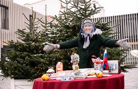 Tarptautinė Kalėdų mugė keliasi į internetą: jos atidaryme – Dianos Nausėdienės linkėjimai