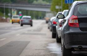 Kaune plečiamas mokamų parkavimo vietų skaičius, kai kur mokestis išaugs kelis kartus