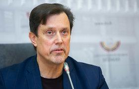 V.Juozapaitis: Kultūros taryba kitąmet lėšų projektams finansuoti gaus iš biudžeto