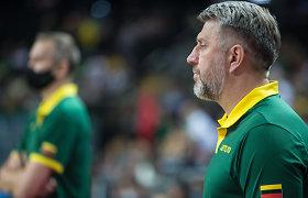 """Reikės kito trenerio, Darius Maskoliūnas traukiasi: """"Aš tikrai savo darbą baigiau"""""""