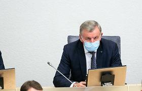 R.Sinkevičius: deramasi su 80 Baltarusijos įmonių dėl persikėlimo į Lietuvą