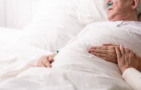 COVID-19 protrūkis Šilutės ligoninėje: susirgo Slaugos skyriaus pacientai