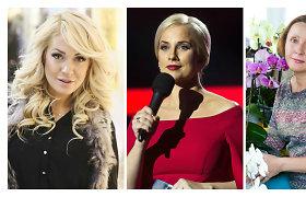 Sveikiname: sausio 10-ąją gimtadienį švenčia penkios garsios moterys