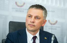 """Teismas skelbs sprendimą iš naujo nagrinėtame V.Bako ir """"MG Baltic"""" ginče"""