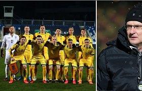 Lietuva – Kosovas 0:4. Pažymiai rinktinės žaidėjams ir treneriui