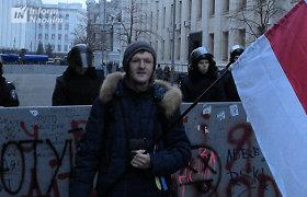 """Baltarusijos KGB areštavo žurnalistą, tarptautinės bendruomenės """"InformNapalm"""" savanorį Denisą Ivašiną"""