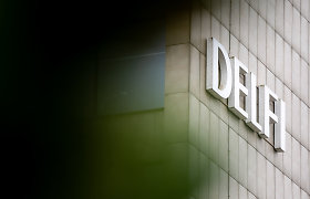 """""""Delfi"""" savininkės pirmojo ketvirčio nuostolis sumenko iki 260 tūkst. eurų"""
