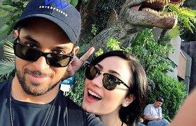 Demi Lovato priimtų savo širdies draugo Valderramos pasiūlymą tekėti
