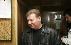 Buvęs Lietuvos kariuomenės vadas V.Tutkus vėl sulaikytas neblaivus prie vairo