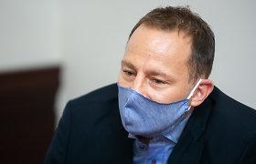 """Rolandas Jarutis atakuoja Darių Gudelį: """"Jis – manipuliatorius, o aš esu avinų banda kubu"""""""