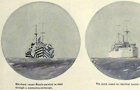 """Kaip """"akinančio kamufliažo"""" strategija užbaigė Pirmojo pasaulinio karo skerdynes"""