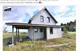 Parduodamas Sandrai Grafininai priklausęs namas