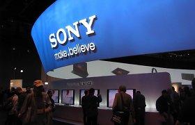 """""""Sony"""" naujienos iš CES 2014: 4K raiškos televizoriai, ateities žaidimai, fotoaparatai"""