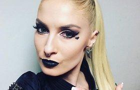 """Kristina Ivanova tapo šiuolaikine gote: """"Galiu būti ir lėlytė, ir šalto žvilgsnio neformalė"""""""