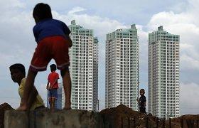 Indonezija vėl svarsto planus perkelti sostinę