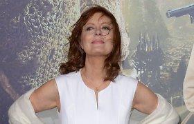 Amerikiečių aktorė Susan Sarandon