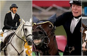 """Vieni žirgai nešė ant garbės pakylos, kiti – į skandalų sūkurį: """"Mačiau, kad drama artėja"""""""