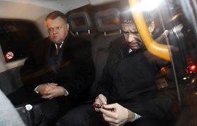 Vladimiras Antonovas ir Raimondas Baranauskas slapstosi Rusijoje?