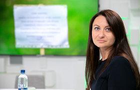 VSD komunikacijos vadove tapo E.Samoškaitė