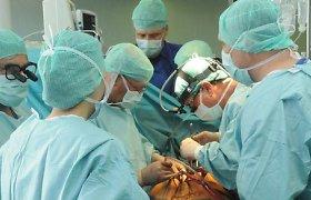 Santariškėse pradėti taikyti sudėtingiausi inkstų transplantacijos metodai