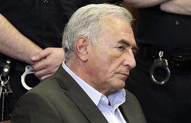 Buvusio TVF vadovo Dominique'o Strausso-Kahno teisme – skandalingos detalės