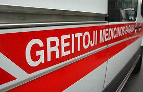 Liūdnos Kūčios garbaus amžiaus vyrui iš Girgiškių – po susidūrimo su plėšiku atsidūrė ligoninėje