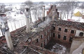 Tytuvėnų bažnyčios gaisro byla: trys teisiami specialistai sulaukė senaties