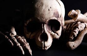 Trakų rajone kaukolės dalys rastos ne kapinėse, o prie jų