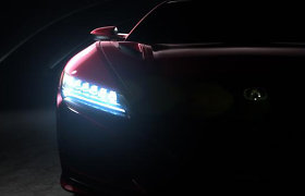 """Žinia iš Japonijos: nauju pavidalu sugrįžta legendinis """"Honda NSX"""""""