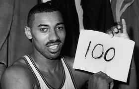 Absoliutus dominavimas: legendinio W.Chamberlaino sąskaitoje – 72 NBA rekordai
