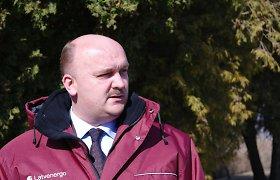"""""""Latvenergo"""" vadovas A.Žiguras atsistatydino"""