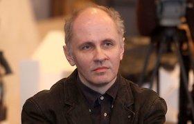 """Šarūnas Nakas: """"Ukrainos meno pasaulis visiškai nepasiduoda"""""""