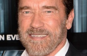Arnoldas Schwarzeneggeris mylisi penkis kartus per dieną, o jo poreikius tenkina gražuolių haremas