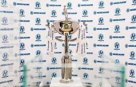 LFF taurės finalas: kam triumfą prognozuoja A lygos kapitonai?