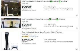 """IT ekspertas atskleidė technines detales: kodėl beveik visus """"Playstation 5"""" supirko spekuliantai?"""