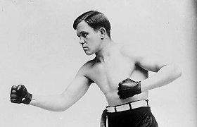 Lietuvių kilmės boksininkas prieš 107 metus tapo pasaulio čempionu: negirdėta J.Čepulionio istorija
