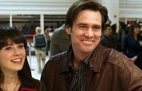 58-ąjį gimtadienį švenčiančio aktoriaus ir komiko Jimo Carrey gyvenimo akimirkos